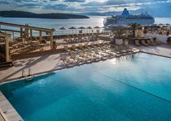 德索爾愛瑪仕酒店 - 阿吉歐斯尼古拉斯 - 安吉斯尼古拉斯(克里特島) - 游泳池