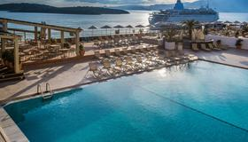 Hermes Hotel - Agios Nikolaos - Piscina