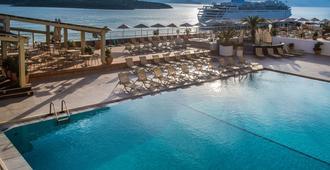 Hermes Hotel - Agios Nikolaos - Svømmebasseng