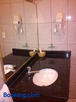 Pousada Manga Rosa - Salvador - Phòng tắm