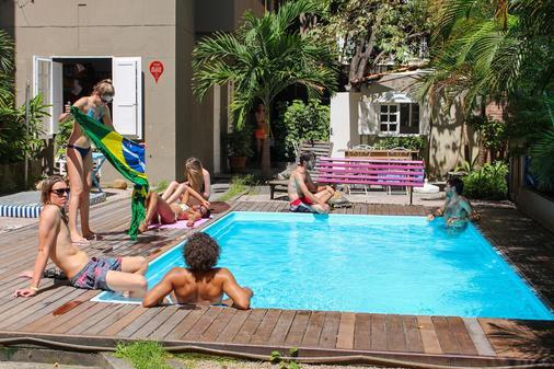伊帕內馬海灘別墅酒店 - 里約熱內盧 - 里約熱內盧