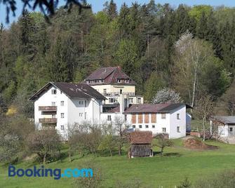 Landhaus Waldfrieden - Lassnitzhoehe - Gebouw