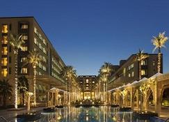 Jumeirah Messilah Beach Hotel And Spa - Ciudad de Kuwait - Edificio