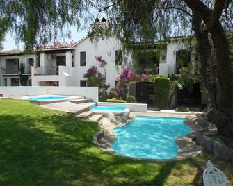 Hotel Hacienda Taboada - Aguas Termales - San Miguel de Allende - Alberca