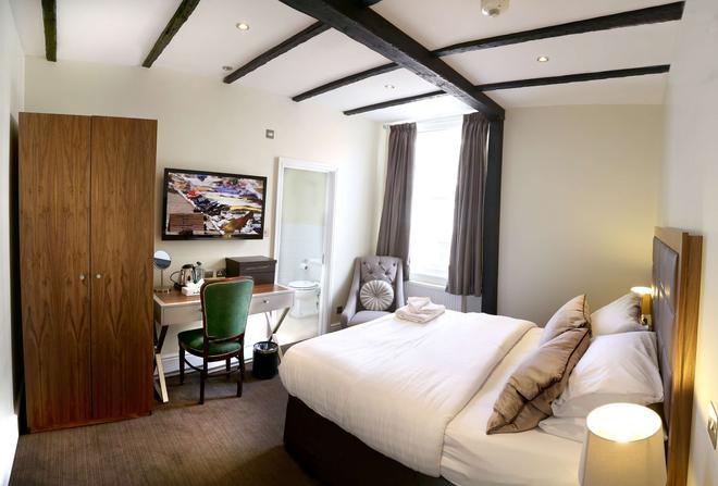 Best Western Salisbury Red Lion Hotel - Σόλσμπερι - Κρεβατοκάμαρα