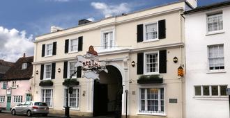 Best Western Red Lion Hotel - Salisbury - Building