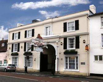 Best Western Red Lion Hotel - Salisbury - Building