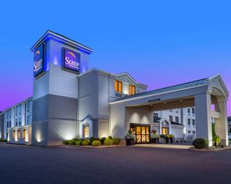 Sleep Inn and Suites Cross Lanes - South Charleston - Cross Lanes - Gebouw