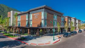 SpringHill Suites by Marriott Jackson Hole - Jackson - Gebäude