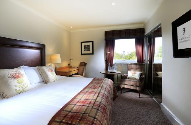 Macdonald Aviemore Hotel - Aviemore - Bedroom
