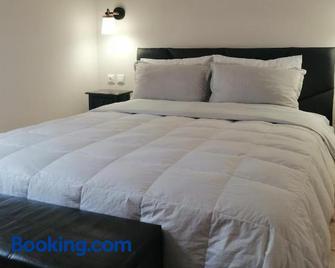 Luxurious Apartment - Veria - Schlafzimmer