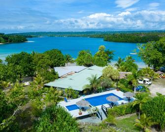 Turtle Bay Lodge - Luganville - Bazén