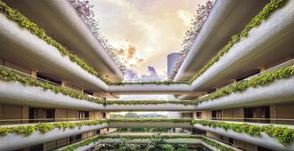 Shangri-La Hotel Singapore - Singapore - Hallway