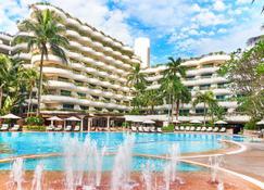 Shangri-La Hotel Singapore - Singapore - Pool