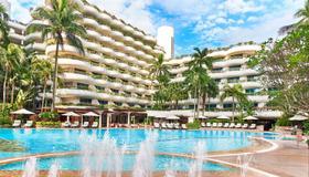 シャングリ・ラ ホテル シンガポール - シンガポール - プール