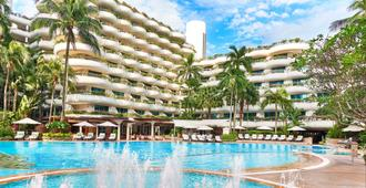 Shangri-La Hotel, Singapore - Singapur - Piscina