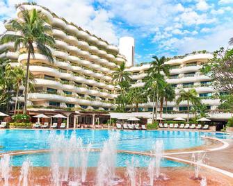 Shangri-La Hotel, Singapore - Singapore - Pool