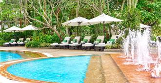 Shangri-La Hotel Singapore - Singapur - Piscina