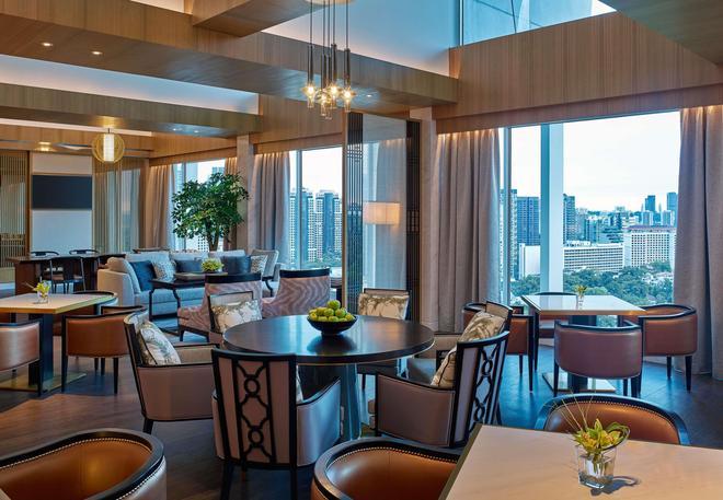 新加坡香格里拉飯店 - 新加坡 - 酒吧