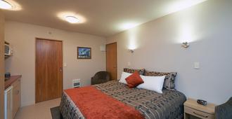 因弗卡吉爾美景汽車旅館 - 英物卡吉爾 - 因弗卡吉爾 - 臥室