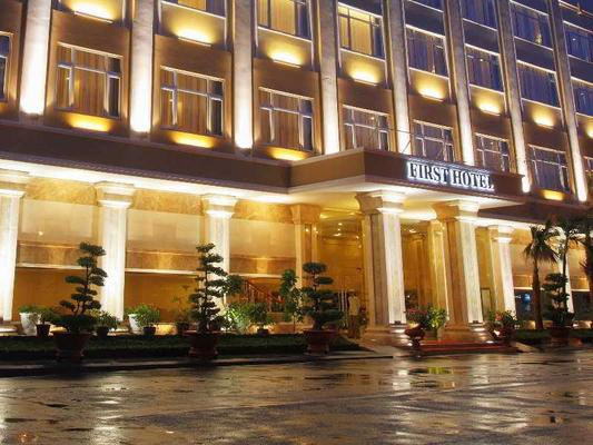 First-Luxury Wing Hotel Saigon - Ho Chi Minh City - Building