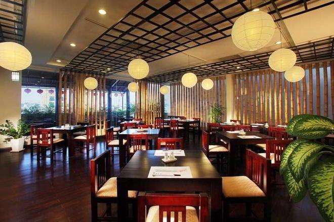 First-Luxury Wing Hotel Saigon - Ho Chi Minh City - Restaurant