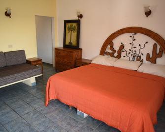 Hotel Joya Del Mar - Barra de Navidad - Bedroom