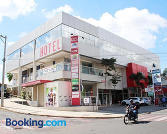 Blu Apart Hotel - Mogi-Mirim - Gebouw