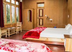 Hotel Real Siachen - Hundar - Ložnice