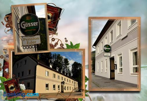 Pension Friederike Eder - Selzthal - Outdoors view