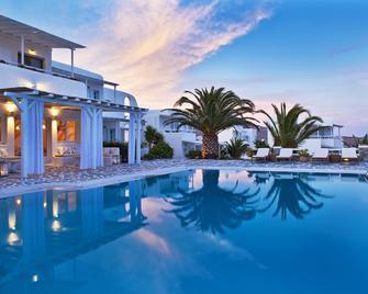 Anemoessa Boutique Hotel Mykonos - Kalafati - Piscina