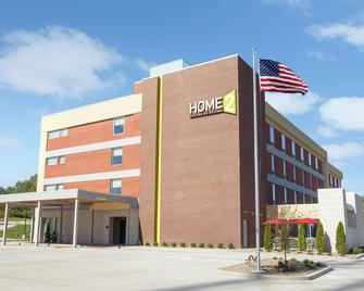 Home2 Suites by Hilton Canton - Canton - Building