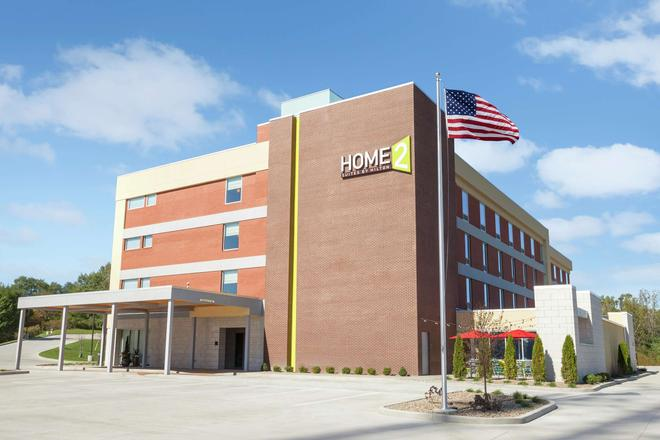 Home2 Suites by Hilton Canton - Canton - Κτίριο