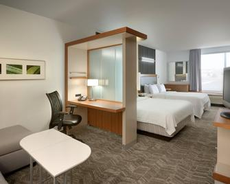 SpringHill Suites by Marriott Rexburg - Rexburg - Bedroom