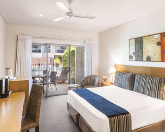 Oaks Broome Hotel - Broome - Schlafzimmer