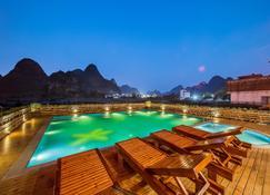 Yangshuo Tea Cozy Boutique Hotel - Yangshuo - Pool