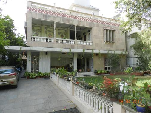 Tara Niwas - Jaipur - Toà nhà