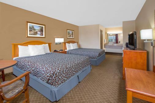 Days Inn by Wyndham Ruston LA - Ruston - Bedroom