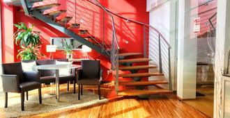 Hotel Zlami-Holzer - Klagenfurt - Stairs