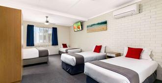 Comfort Inn on Main Hervey Bay - הרוויי ביי - חדר שינה