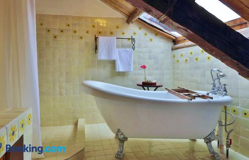 Casavieja - San Cristóbal de las Casas - Bathroom