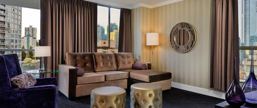 The Sutton Place Hotel - Vancouver - Vancouver - Living room