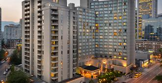 The Sutton Place Hotel Vancouver - Vancouver - Edificio
