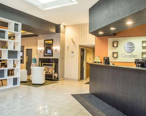 Comfort Hotel & Suites - Peterborough - Vastaanotto