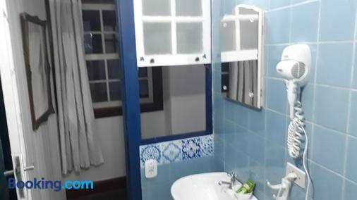 Pousada Arte Colonial - Paraty - Phòng tắm