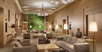 Millennium Hotel Taichung - טאיצ'ונג - טרקלין