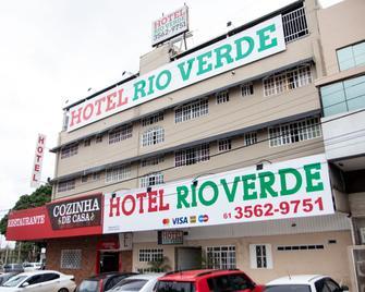 Hotel Rio Verde - Taguatinga - Building
