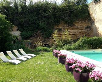 L'arcane Du Bellay - Chambres D'hôtes De Charme - Montreuil-Bellay - Pool