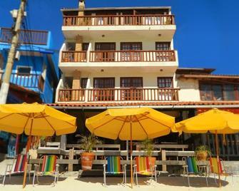 Orlanova Hotel - Arraial do Cabo - Budova