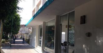 Hotel Dajana Boulevard - León - Gebäude